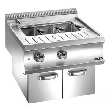 Urządzenie do gotowania makaronu i pierogów elektryczne do podwieszenia, 800x900x(H)580 mm