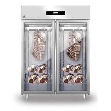Szafa do sezonowania mięsa 2-drzwiowa GLASS