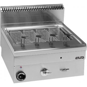Urządzenie do gotowania makaronu i pierogów gazowy, stołowy MBM600 GC66SC