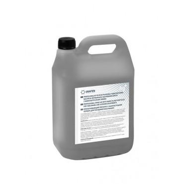 Profesjonalny płyn do płukania i nabłyszczania naczyń w zmywarkach gastronomicznych - z nanocząsteczkami srebra Kanister 5 l