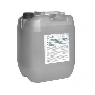 Profesjonalny płyn do mycia naczyń w zmywarkach gastronomicznych z nanocząsteczkami srebra Grafen Kanister 10 l