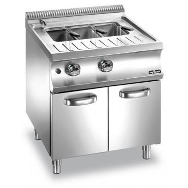 Urządzenie do gotowania makaronu i pierogów na szafce, gazowe 40 l