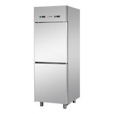 Szafa chłodniczo-mroźnicza dzielona  2-drzwiowa 700 L