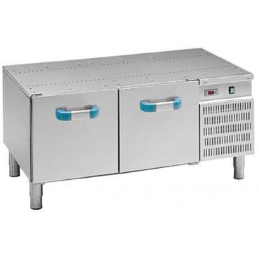 Podstawa chodnicza pod urządzenia stołowe, 2 szuflady MBM600