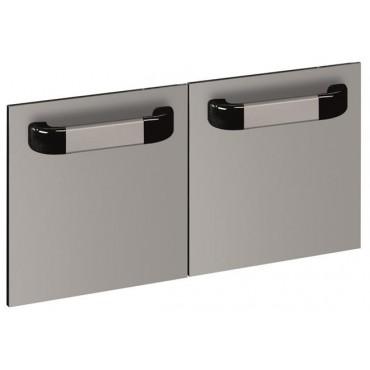 Drzwi do szafki otwartej podwójnej do urządzeń MBM