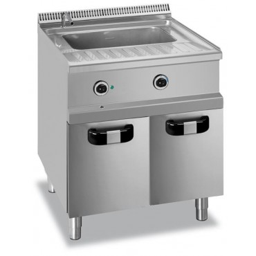 Urządzenie do gotowania makaronu i pierogów z szafką - elektryczne, linia 700