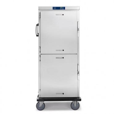 Szafa grzewcza na kółkach, 1-funkcyjna - KMS162E - 16x GN 2/1 lub 32x GN 1/1
