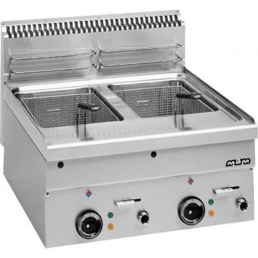 Frytownica elektryczna MBM600 10l + 10l