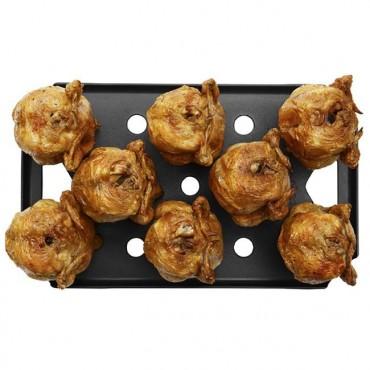 Speedy Chicken – specjalny ruszt do grillowania kurczaków – H145 mm