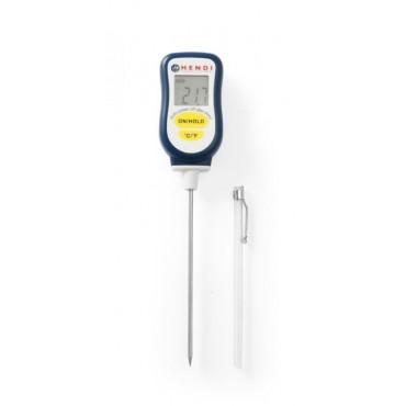 Termometr cyfrowy z sondą z funkcją hold