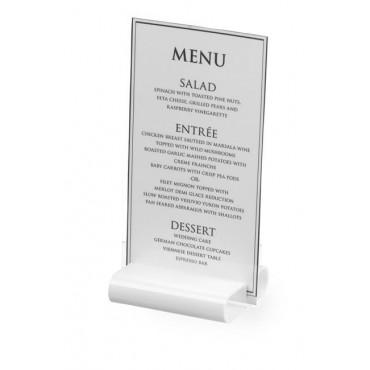 Podstawka pod kartę menu