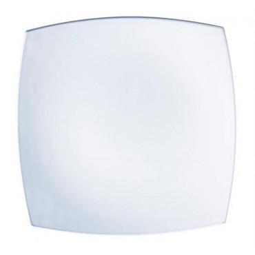 Talerz płytki DELICE BLANC 269ml biały [1szt.]