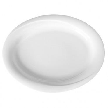 Półmisek owalny Porcelana Exclusiv 340x270 mm [1 szt.]