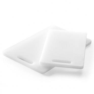 Deska do krojenia uniwersalna z uchwytem czarna 250x150x(H)10 mm