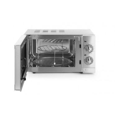Kuchenka mikrofalowa z funkcją grilla