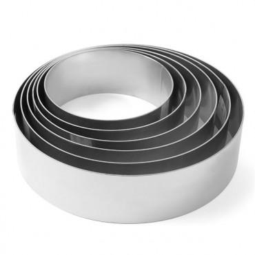 Rant piekarniczo-cukierniczy okrągły 160