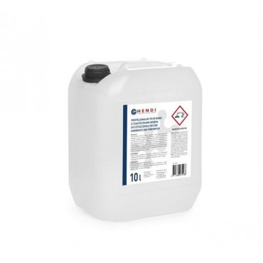 Profesjonalny płyn NANO z cząsteczkami srebra do czyszczenia pieców konwekcyjno-parowych Kanister 10l