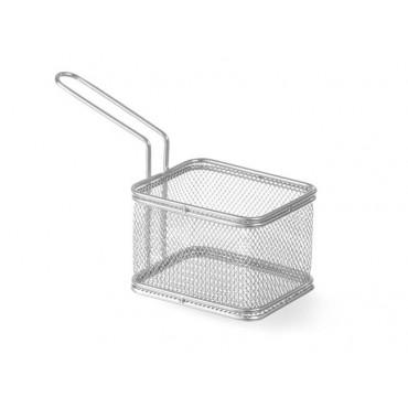 Koszyk miniaturowy do smażonych przekąsek 426449