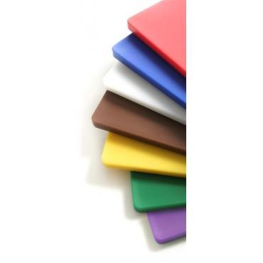 Deska do krojenia HACCP  600x400 żółta do surowego drobiu